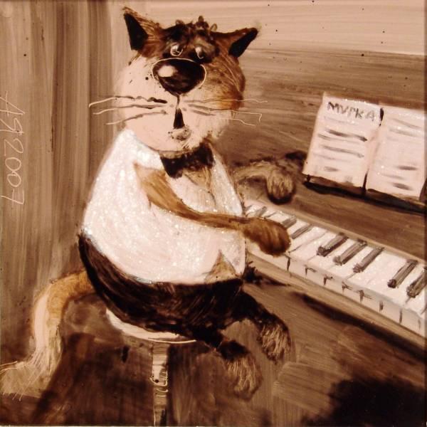 Коты Петербурга - особая тема.В последнюю